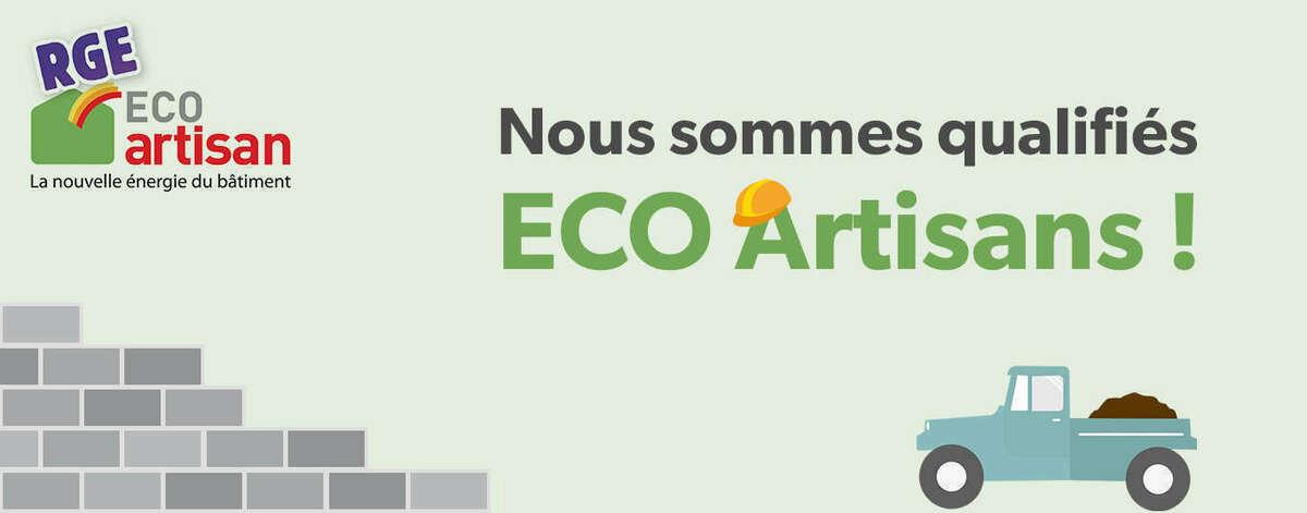 illustration ECO Artisan chagneau graveleau menuisier charpentier Challans